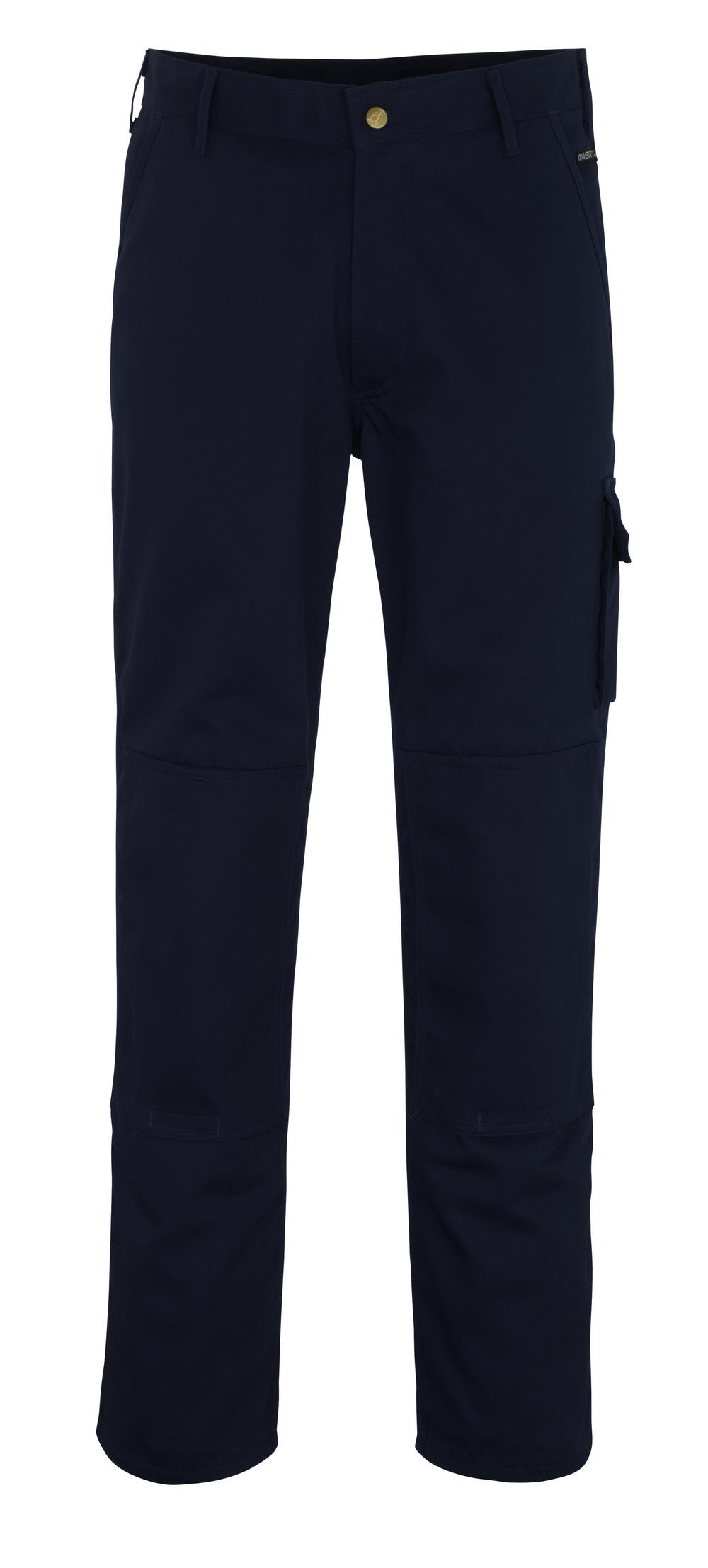 00279-430-01 Broek met kniezakken - marine