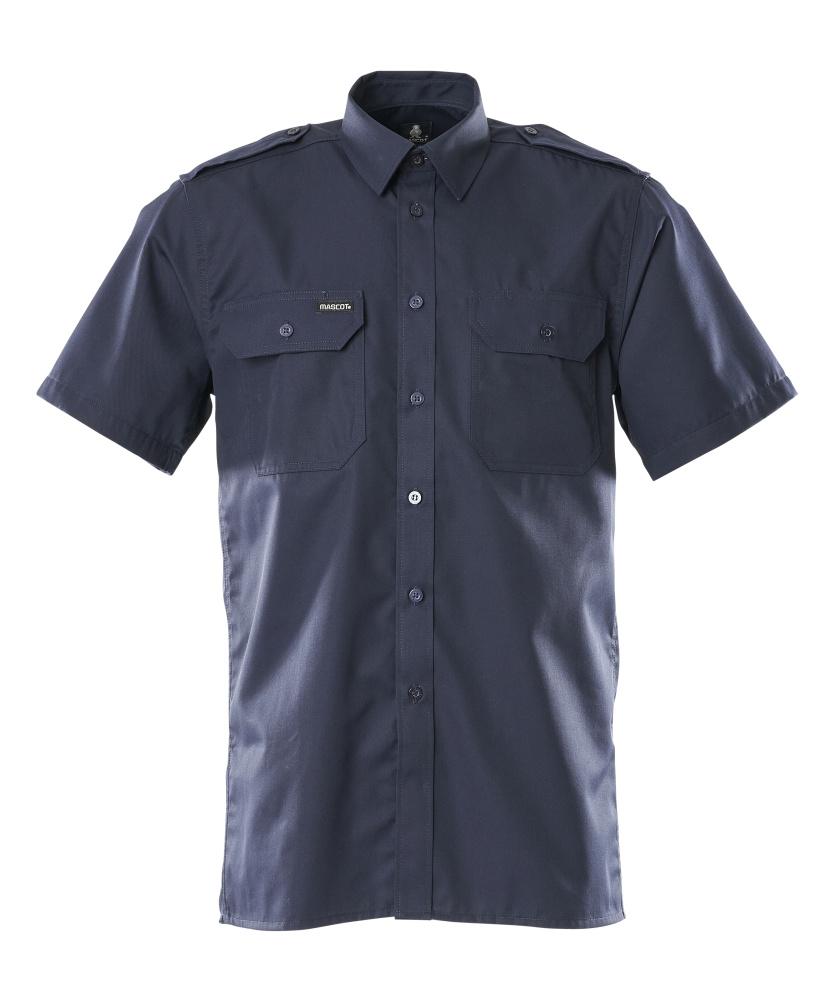 00503-230-01 Overhemd, met korte mouwen - marine