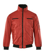 00516-620-02 Pilotenjas - rood