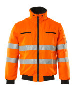 00520-660-14 Veste pilote - Hi-vis orange