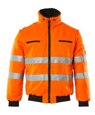 00520-660-14 Veste pilote - Hi-vis orange