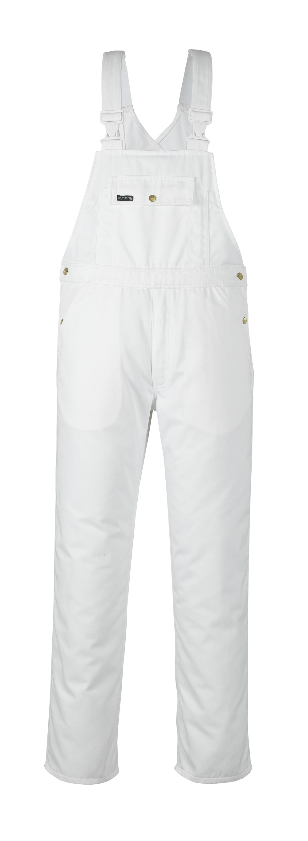 00569-430-06 Amerikaanse overall - wit
