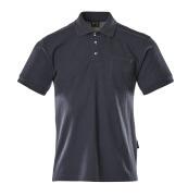 00783-260-01 Poloshirt met borstzak - marine