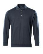 00785-280-010 Polosweatshirt - donkermarine