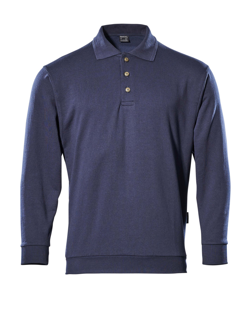00785-280-01 Sweatshirt polo - Marine