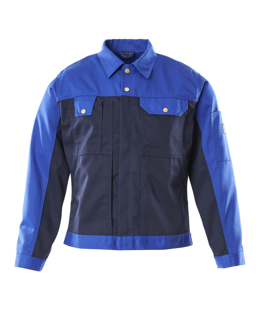 00907-630-111 Jas - marine/korenblauw