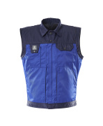 00989-620-1101 Gilet grand froid - Bleu roi/Marine