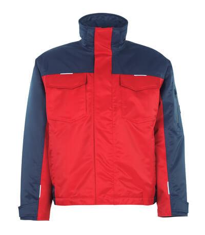 05022-650-21 Winterjack - rood/marine