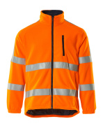 05242-125-14 Veste polaire - Hi-vis orange