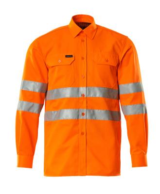 06004-136-14 Chemise - Hi-vis orange