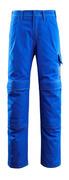 06679-135-11 Pantalon avec poches genouillères - Bleu roi