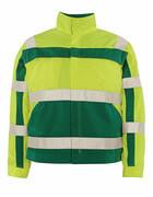 07109-470-1703 Jack - hi-vis geel/groen