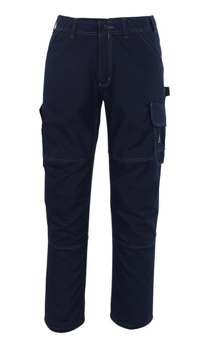 08679-154-09 Pantalon avec poches cuisse - Noir