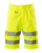 10049-470-17 Shorts - hi-vis geel