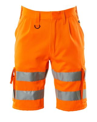 10049-860-14 Shorts - hi-vis oranje