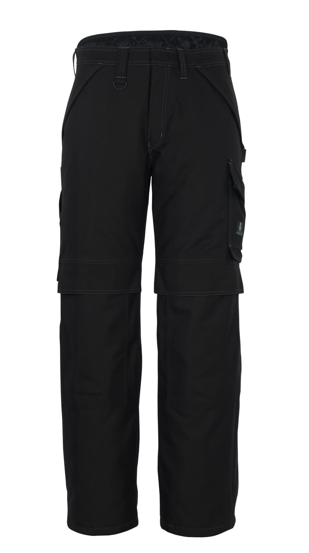 10090-194-09 Winterbroek - zwart