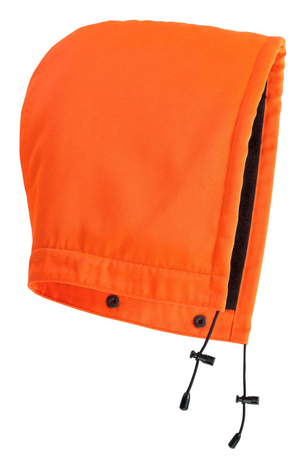 10544-660-14 capuche - Hi-vis orange