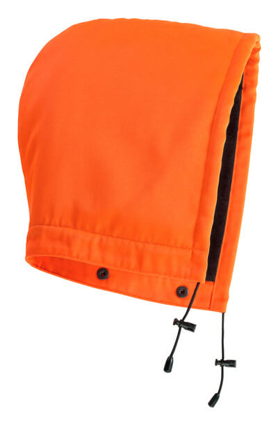 10544-660-14 Capuchon - hi-vis oranje