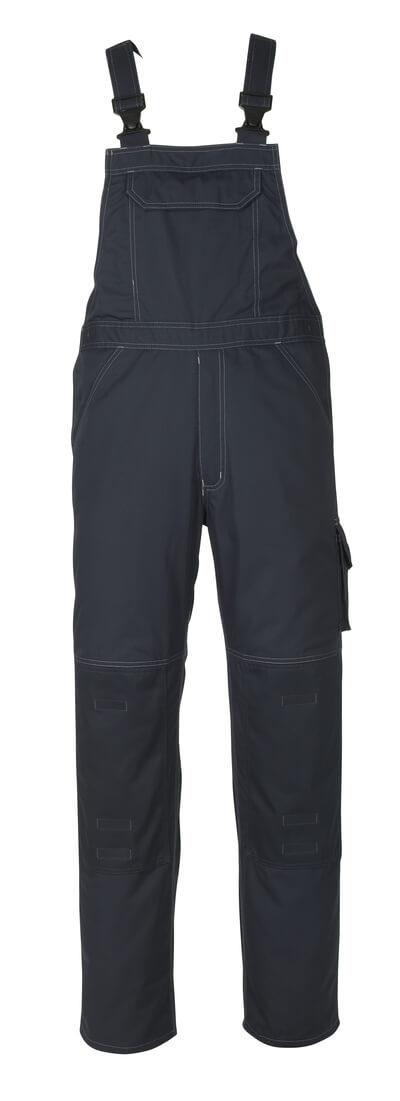 10569-442-010 Amerikaanse overall met kniezakken - donkermarine