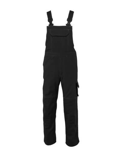10569-442-010 Salopette avec poches genouillères - Marine foncé