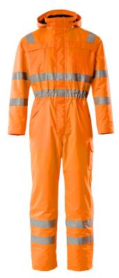 11119-880-14 Combinaison grand froid - Hi-vis orange