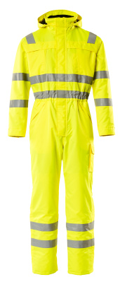 11119-880-14 Combinaison grand froid - Hi-vis orange
