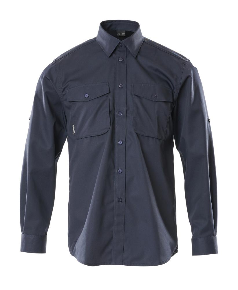 12004-530-010 Overhemd - donkermarine