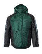 12035-211-0309 Veste grand froid - Vert bouteille/Noir