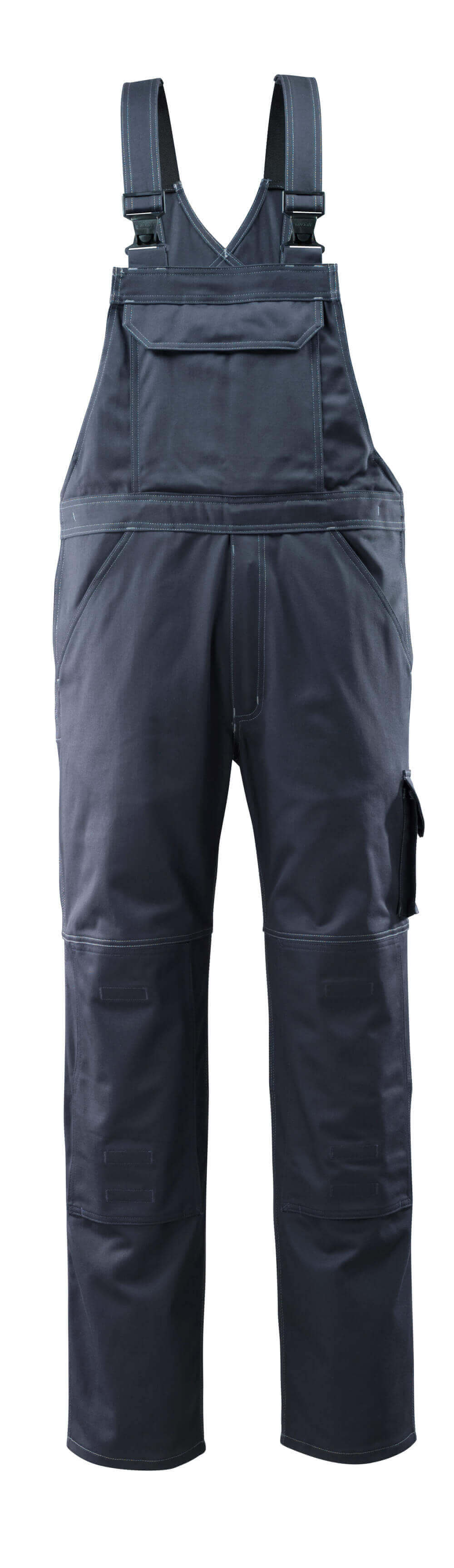 12362-630-010 Amerikaanse overall met kniezakken - donkermarine