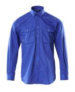 13004-230-11 Chemise - Bleu roi