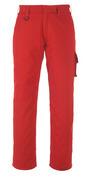 13579-442-02 Pantalon avec poches cuisse - Rouge