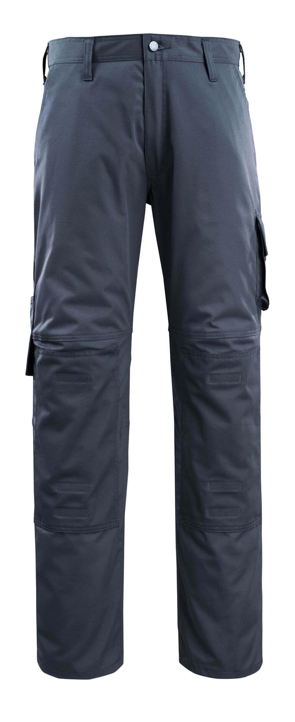 14379-850-010 Broek met kniezakken - donkermarine