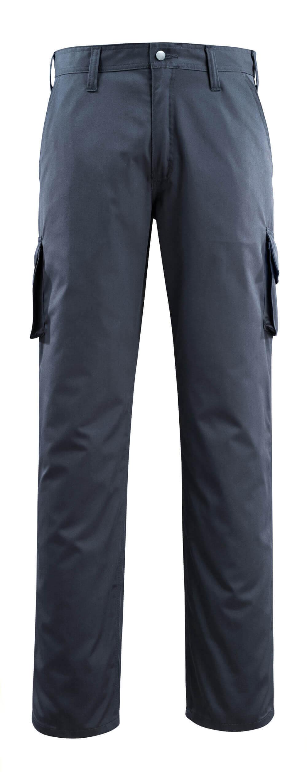14779-850-010 Pantalon avec poches cuisse - Marine foncé