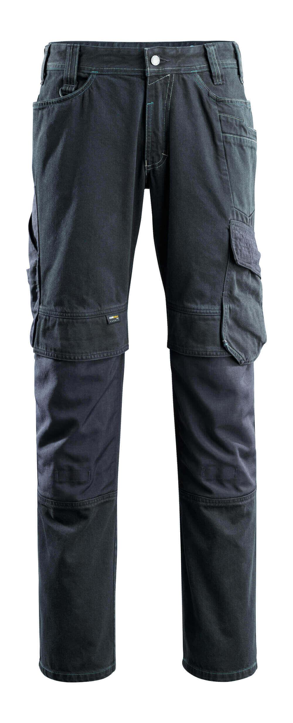15179-207-86 Jeans avec poches gensouillères - Denim blau foncé