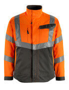15509-860-1418 Jack - hi-vis oranje/donkerantraciet