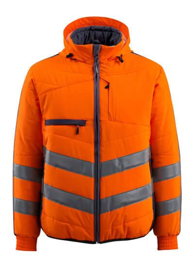 15515-249-14010 Jack - hi-vis oranje/donkermarine
