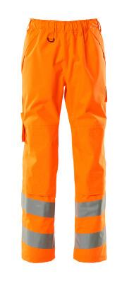15590-231-14 Surpantalon avec poches genouillères - Hi-vis orange