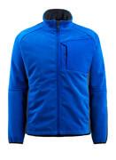 15603-259-11010 Veste polaire - Bleu roi/Marine foncé