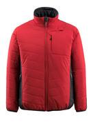 15615-249-0209 Veste thermique - Rouge/Noir