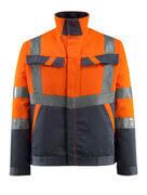 15909-948-14010 Veste - Hi-vis orange/Marine foncé