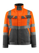 15909-948-1418 Jack - hi-vis oranje/donkerantraciet