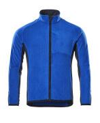 16003-302-11010 Veste polaire - Bleu roi/Marine foncé