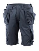 16049-230-06 Short avec poches flottantes - Blanc