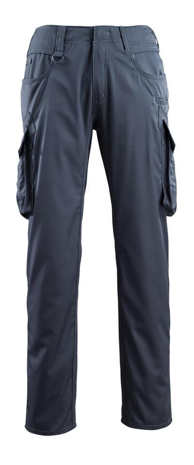 16179-230-010 Pantalon avec poches cuisse - Marine foncé