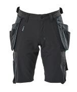 17149-311-010 Shorts met spijkerzakken - donkermarine