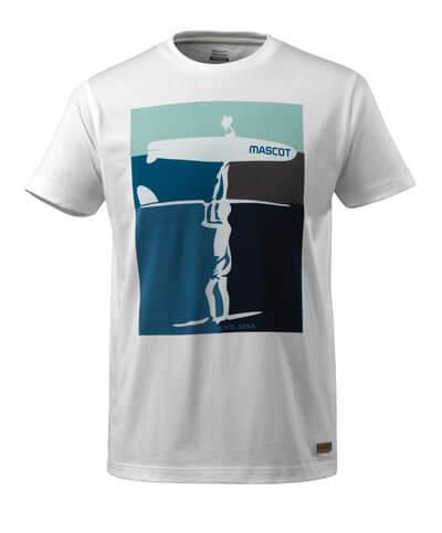 17182-250-06 T-shirt - wit