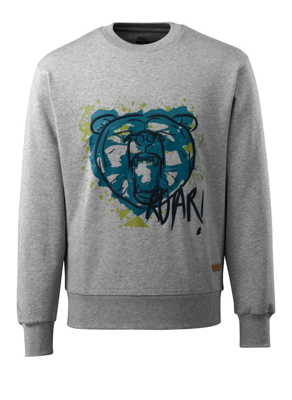 17284-280-08 Sweatshirt - Gris