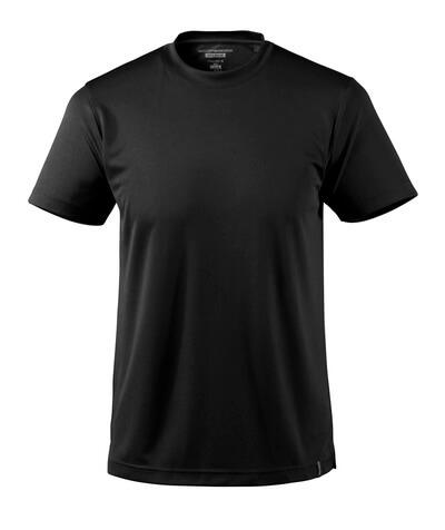 17382-942-09 T-shirt - Noir
