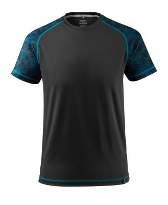 17482-944-09 T-shirt - zwart