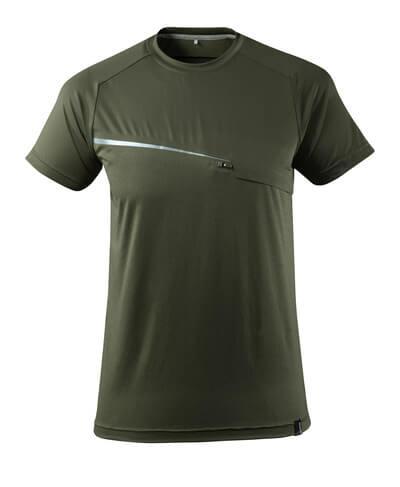 17782-945-09 T-shirt - Noir